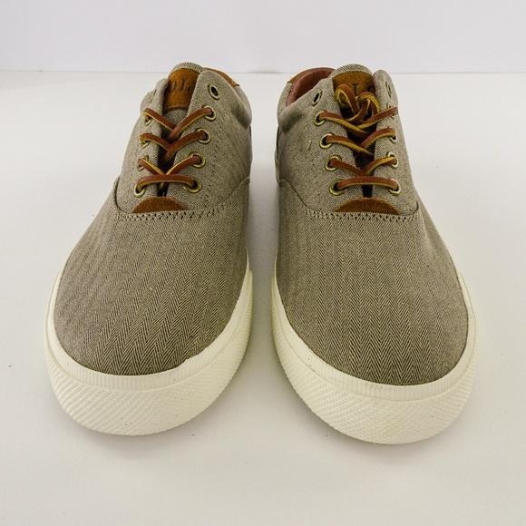 Polo Ralph Lauren Other - Polo Ralph Lauren Mens Faxon Low Shoes Size 11D